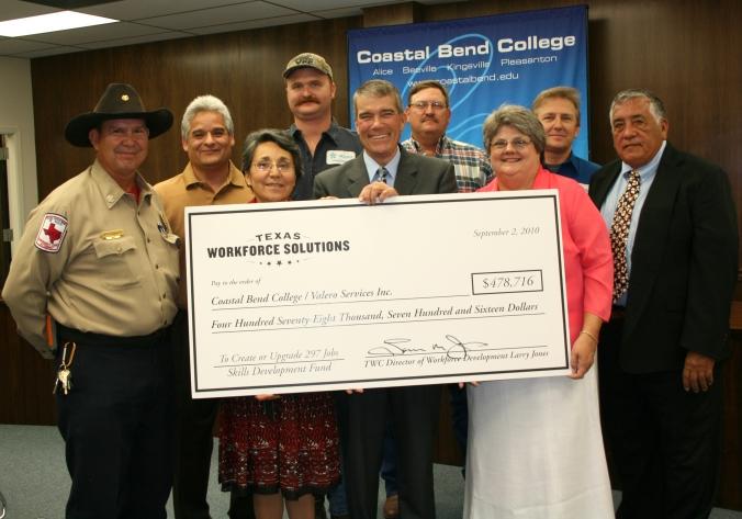 Texas Workforce Commission Skills Development Fund Grant