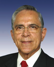 U.S. Congressman Rubén Hinojosa