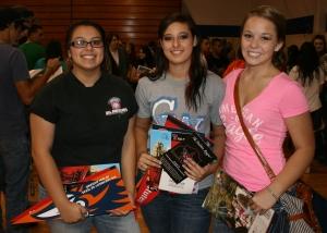 George West High School seniors