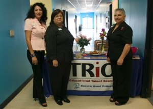 TRIO ETS Staff