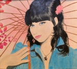 Katy Perry by Claudia Castillo