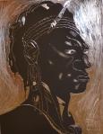 Tribal Man by Jordan Eskridge