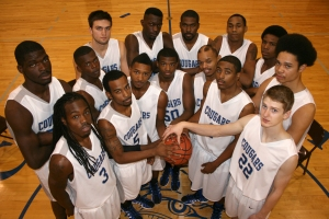 CBC Basketball Team 2011-12