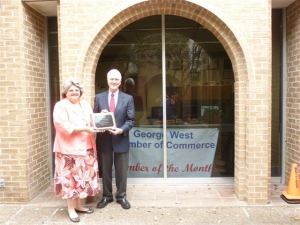 George West Chamber of Commerce Member of the Month